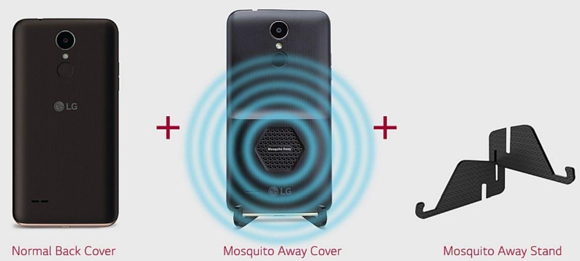 lg mosquito phone k7i