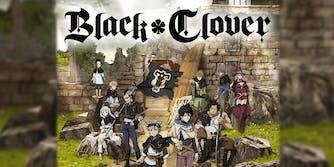 black clover anime on crunchroll