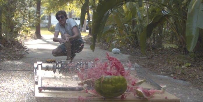 Giant Mousetrap The Backyard Scientist