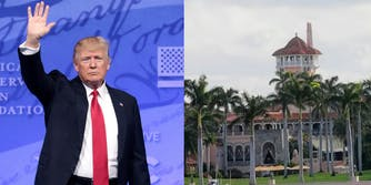 Visitor logs from Mar-a-Lago will be released.