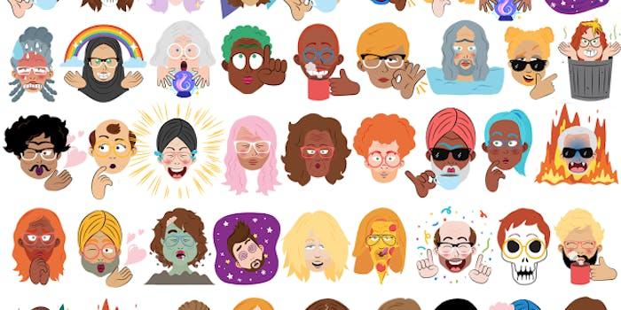 Google Allo Custom Emoji