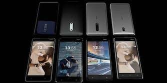 nokia 8 9 phone leak video flagship