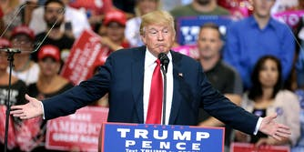 One very passionate voter for President Donald Trump said not even Jesus would be able to convince him there was any wrongdoing between the the president's campaign and Russia ahead of the 2016 election.