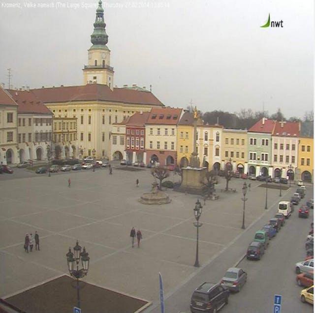 Czech square