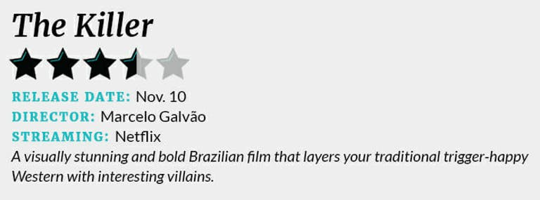 The Killer review
