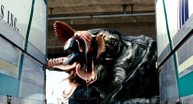 netflix monster movies : the host
