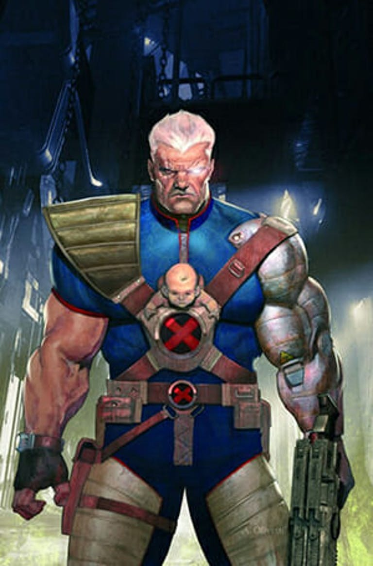 cable marvel - nathan summers