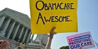 Healthcare Obamacare website