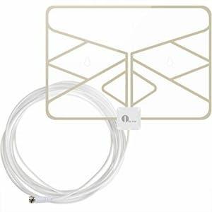 best hd antenna : 1byone window antenna