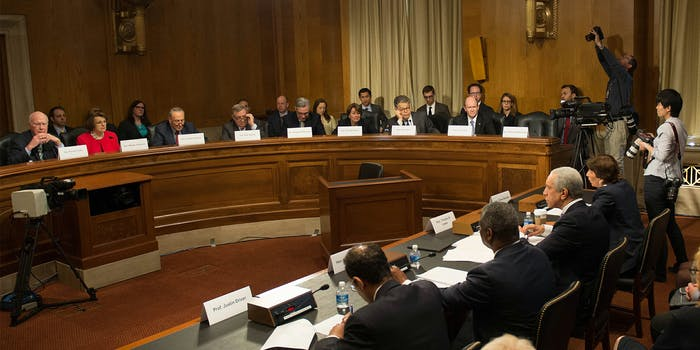 what is the Senate Judiciary Committee