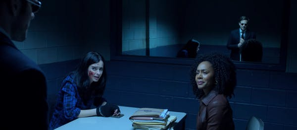 Daredevil will be Jessica Jones' lawyer in the Defenders : Defenders cast trailer