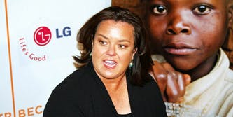 rosie o'donnell actress comedian