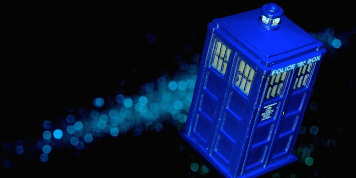 New Dr. Who announced