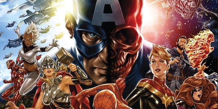 Hydra Captain America Secret Empire