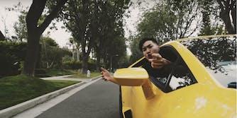 ricegum goes platinum with jake paul parody