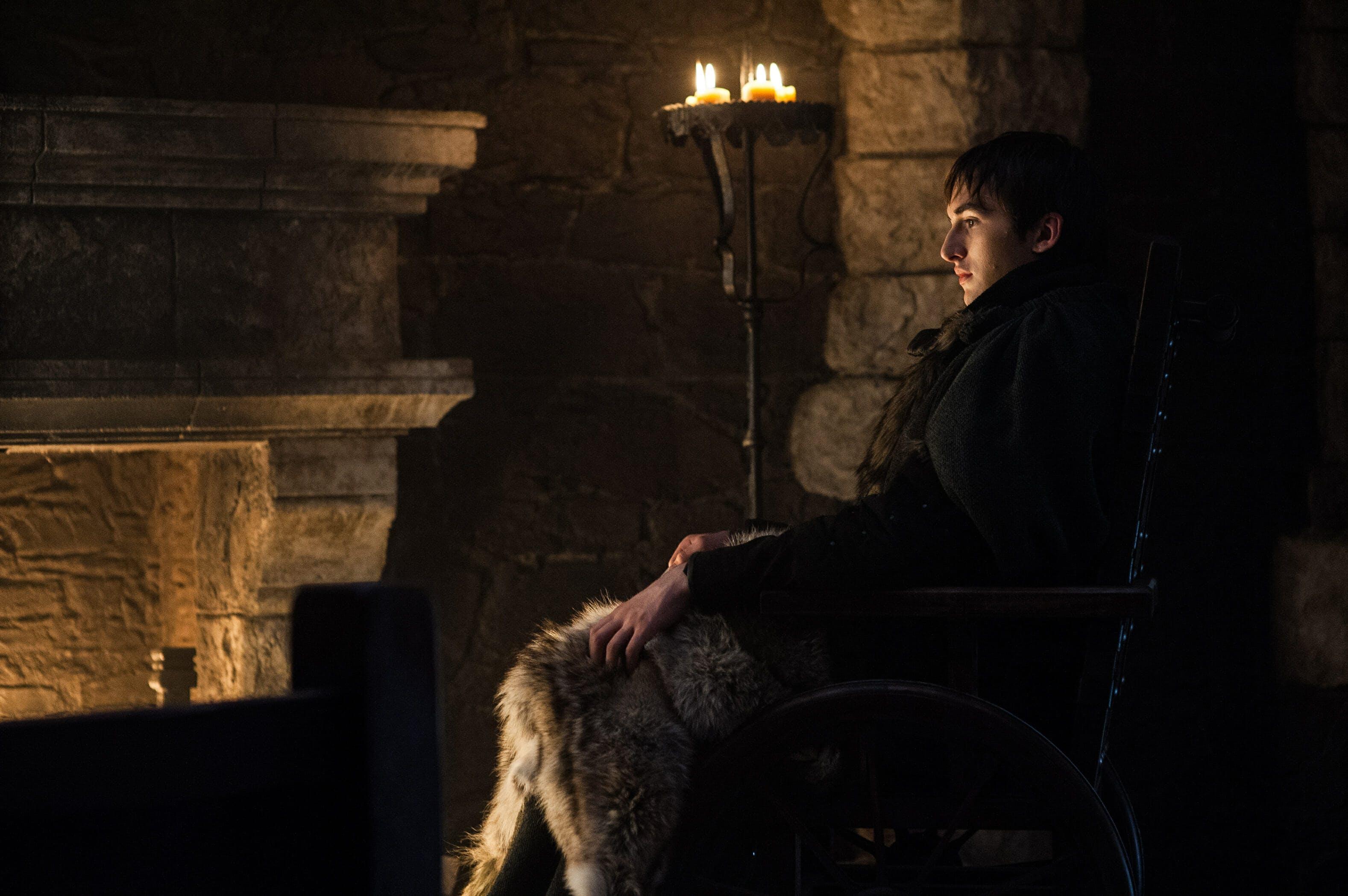 is bran the night's king