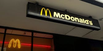 A teen says she was asked to take off her hijab to be served at a London McDonald's.