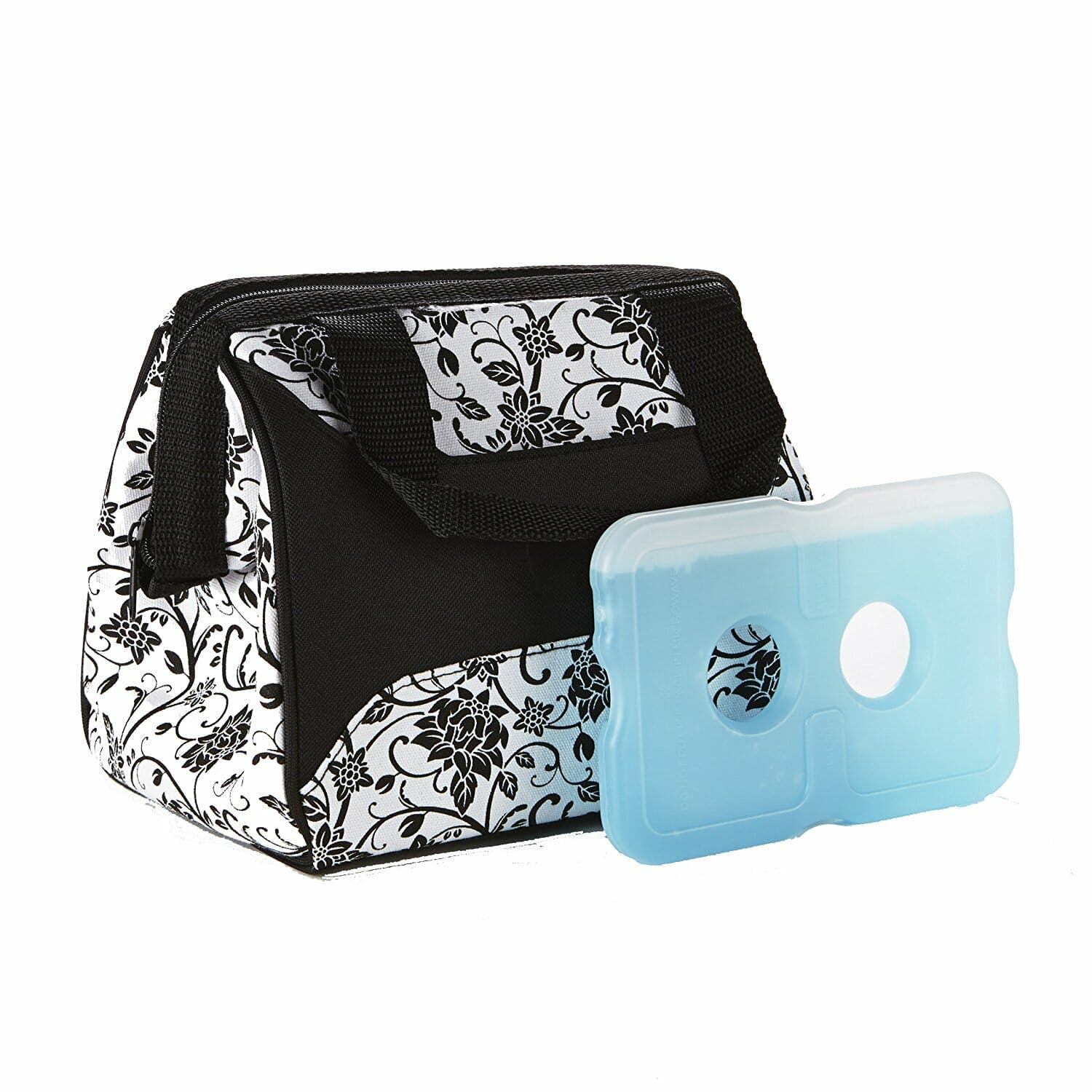 floral lunch box