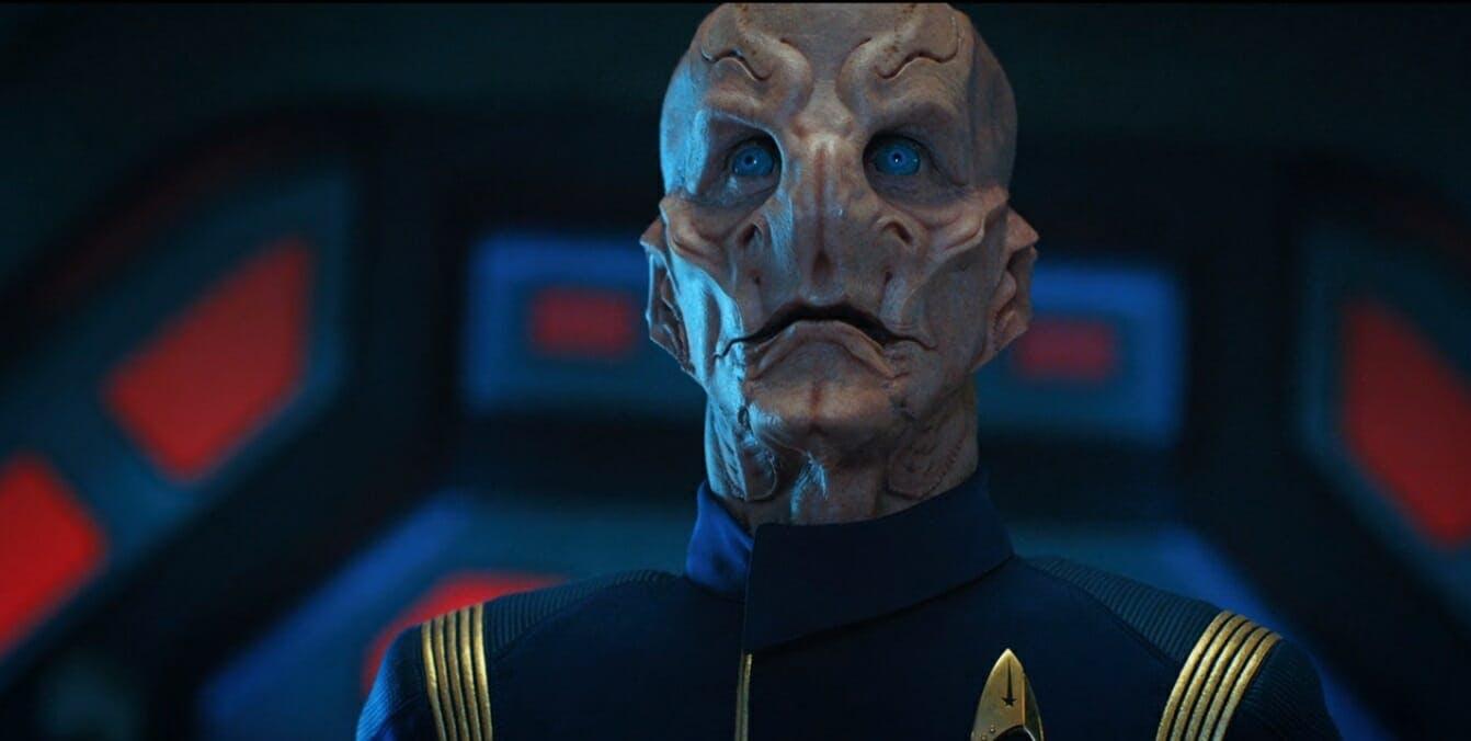 star trek discovery episode 13 recap : star trek captain saru
