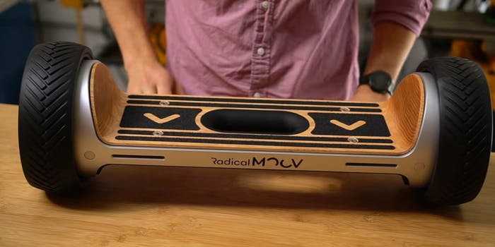 hoverboard mark cuban
