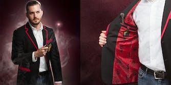 harry potter suit jackets