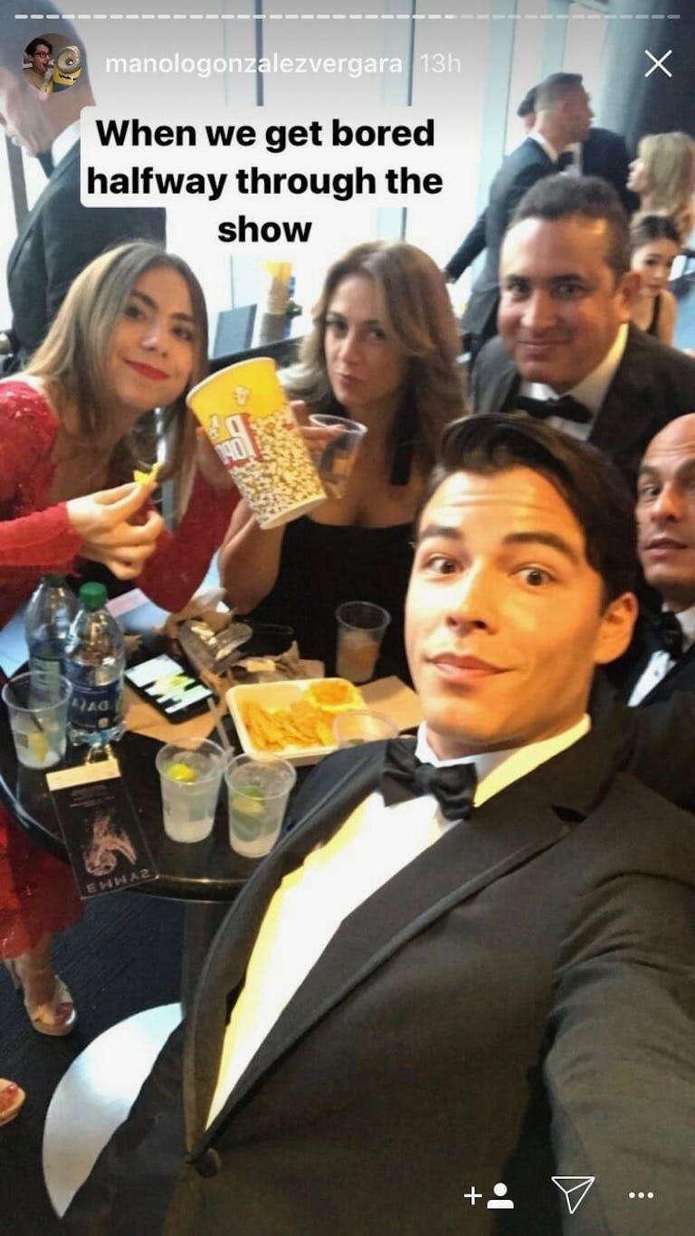 Manolo Gonzalez-Ripoll Vergara Emmys