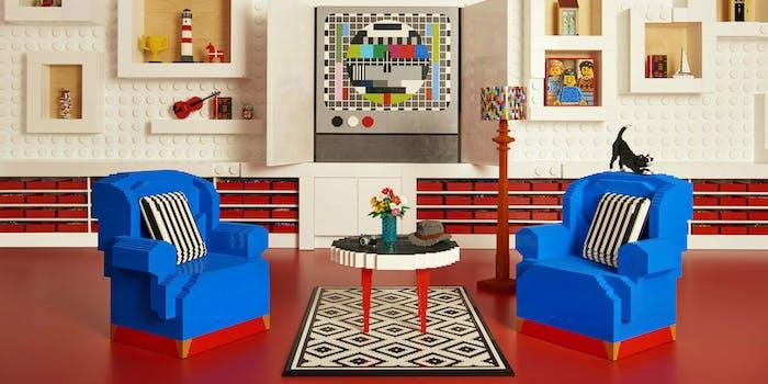 Lego house airbnb