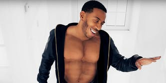 Ludacris dons fake CGI abs in his latest video and they're great