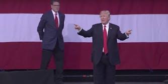 Donald Trump at Boy Scouts Jamboree