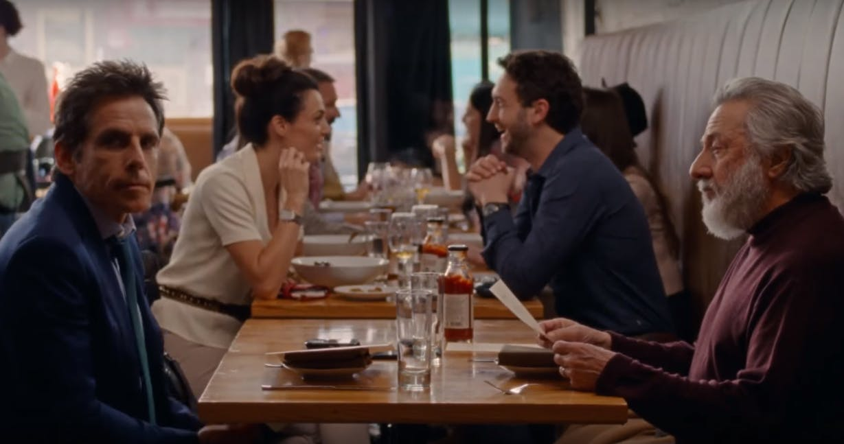 best comedy movies on netflix : the meyerowitz stories