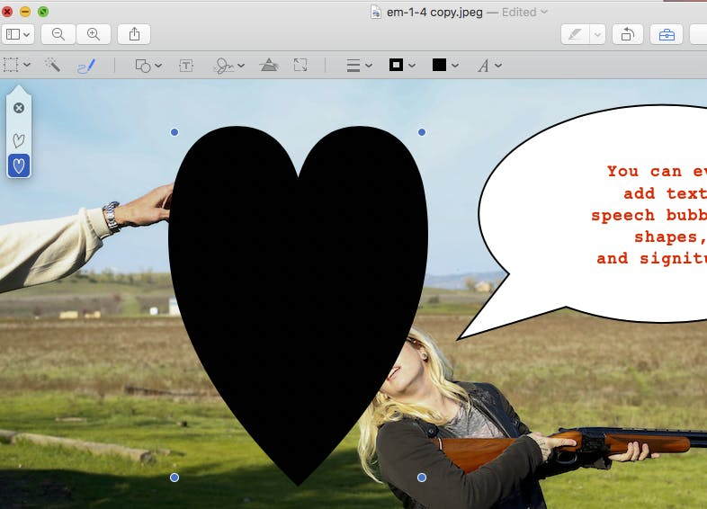 photo editor mac free: how to draw in preview