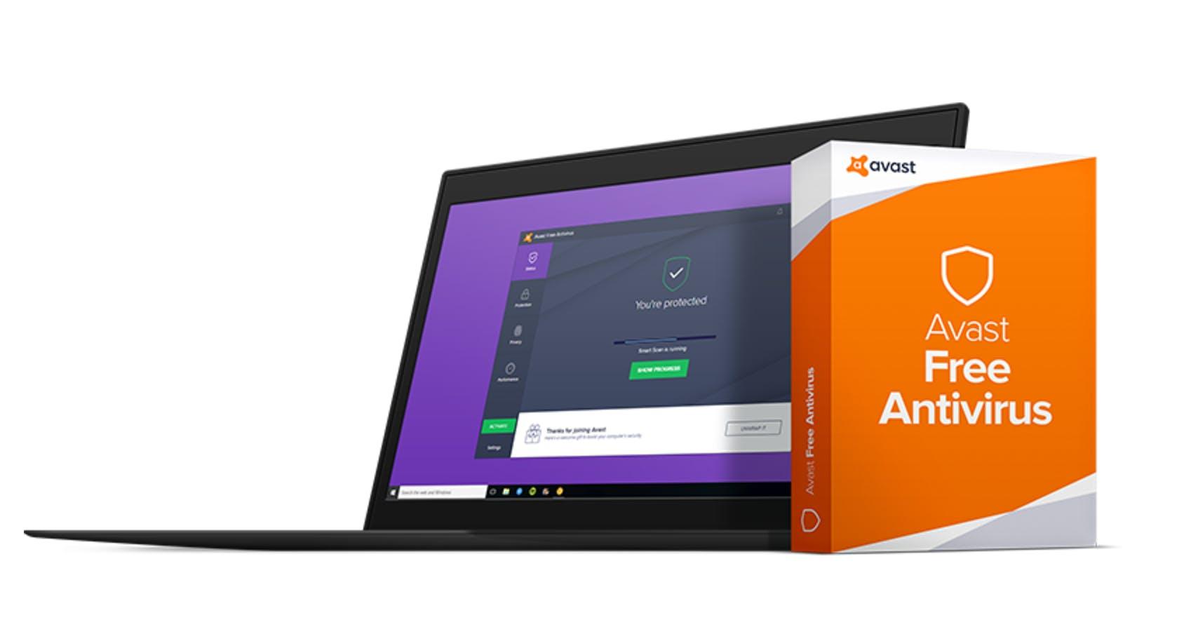 best free antivirus : avast free antivirus