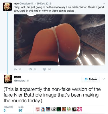 nier automata butt