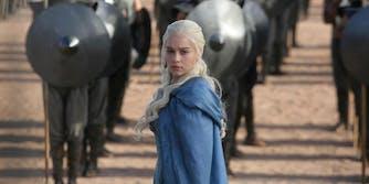 Daenerys Game of Thrones Valyrian