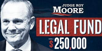 Roy Moore Legal Fund