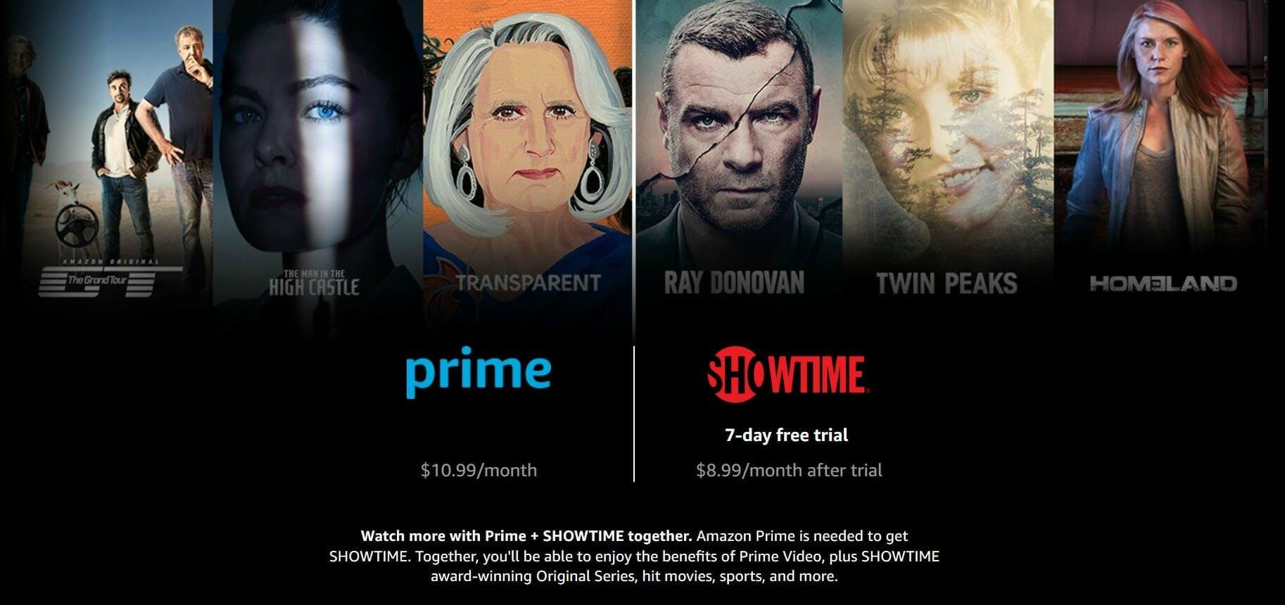 Amazon Prime Showtime boxing