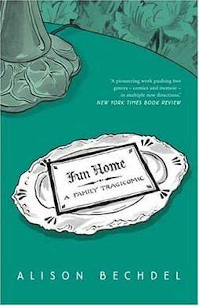comic books for adults : Fun Home
