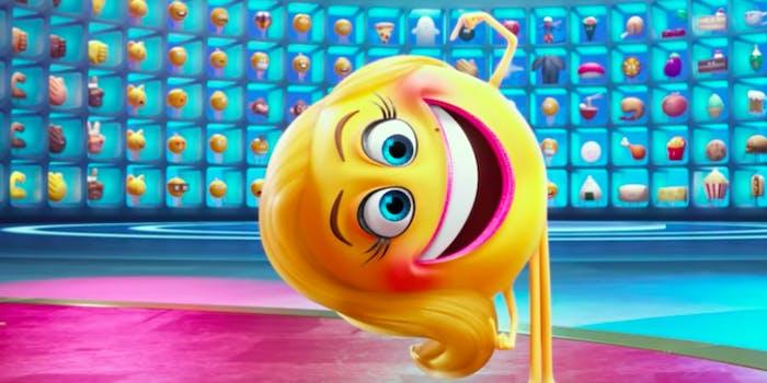 'The Emoji Movie' Razzies