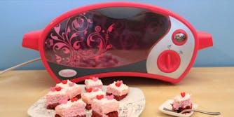 easy bake oven new model pink