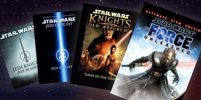 star wars game bundle