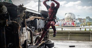 best new comedies: deadpool