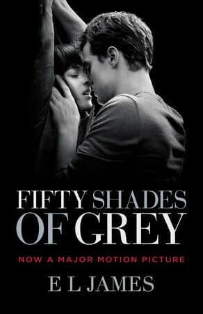 Fifty Shades of Grey book cover