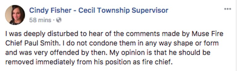 cecil township supervisor