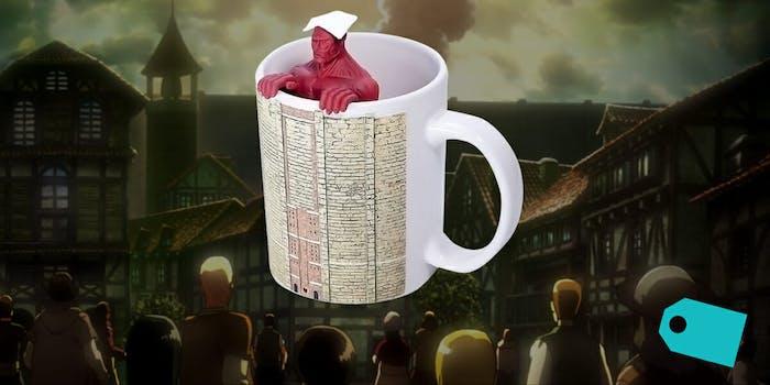 Attack on Titan mug