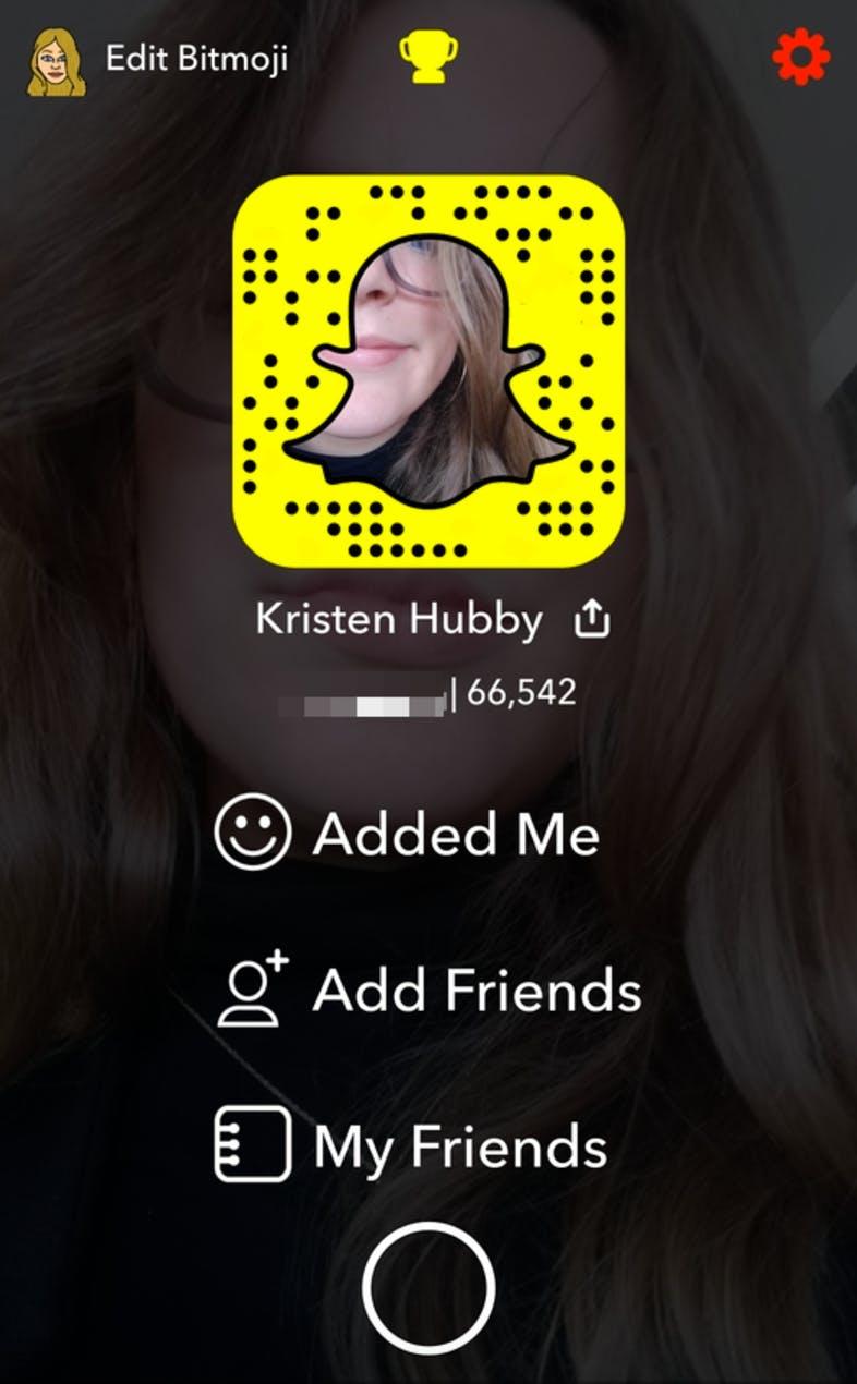 How to use Snapchat: Snapchat bitmoji