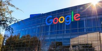 google headquarters building