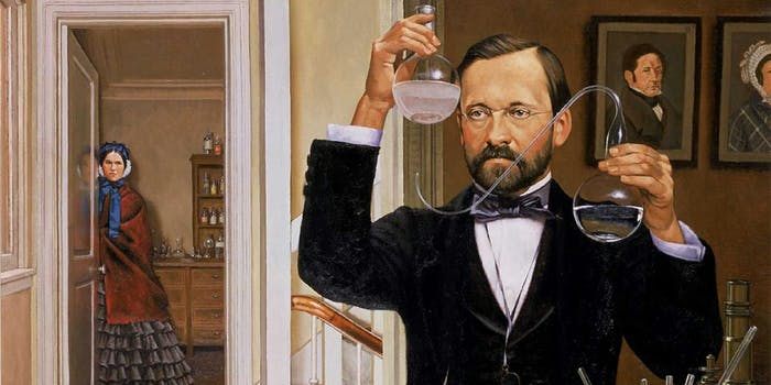 relationship memes : Louis and Marie Pasteur relationship memes