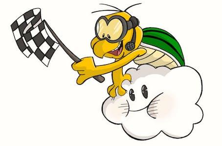 facts about Mario Kart : lakitu