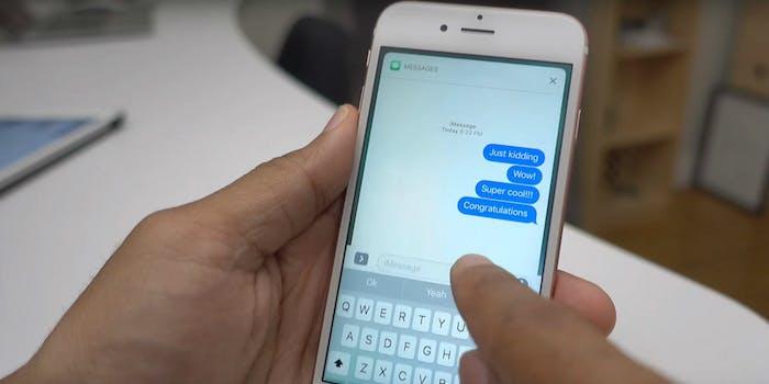 apple iphone imessage bug flaw