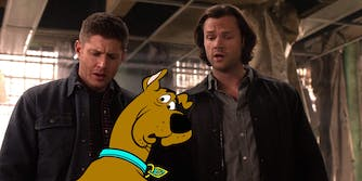 Scooby Doo makes an appearance on 'Supernatural'